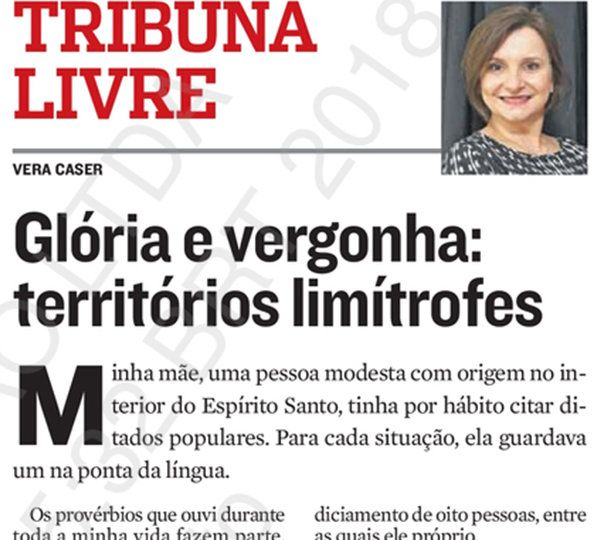 Clipping do Artigo